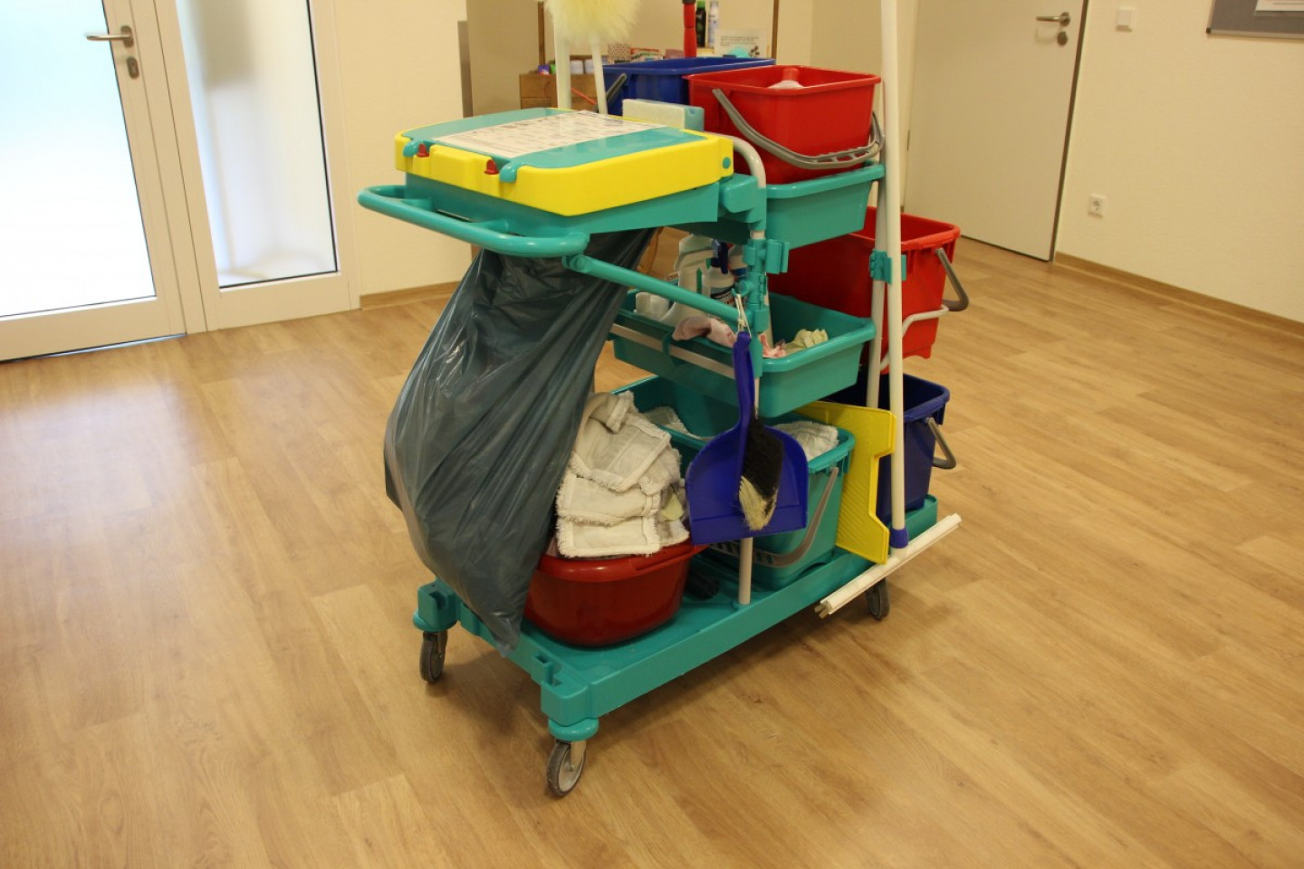 Our Commercial Cleaning Procedure