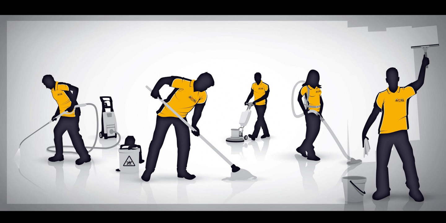 Commercial Cleaning London Office